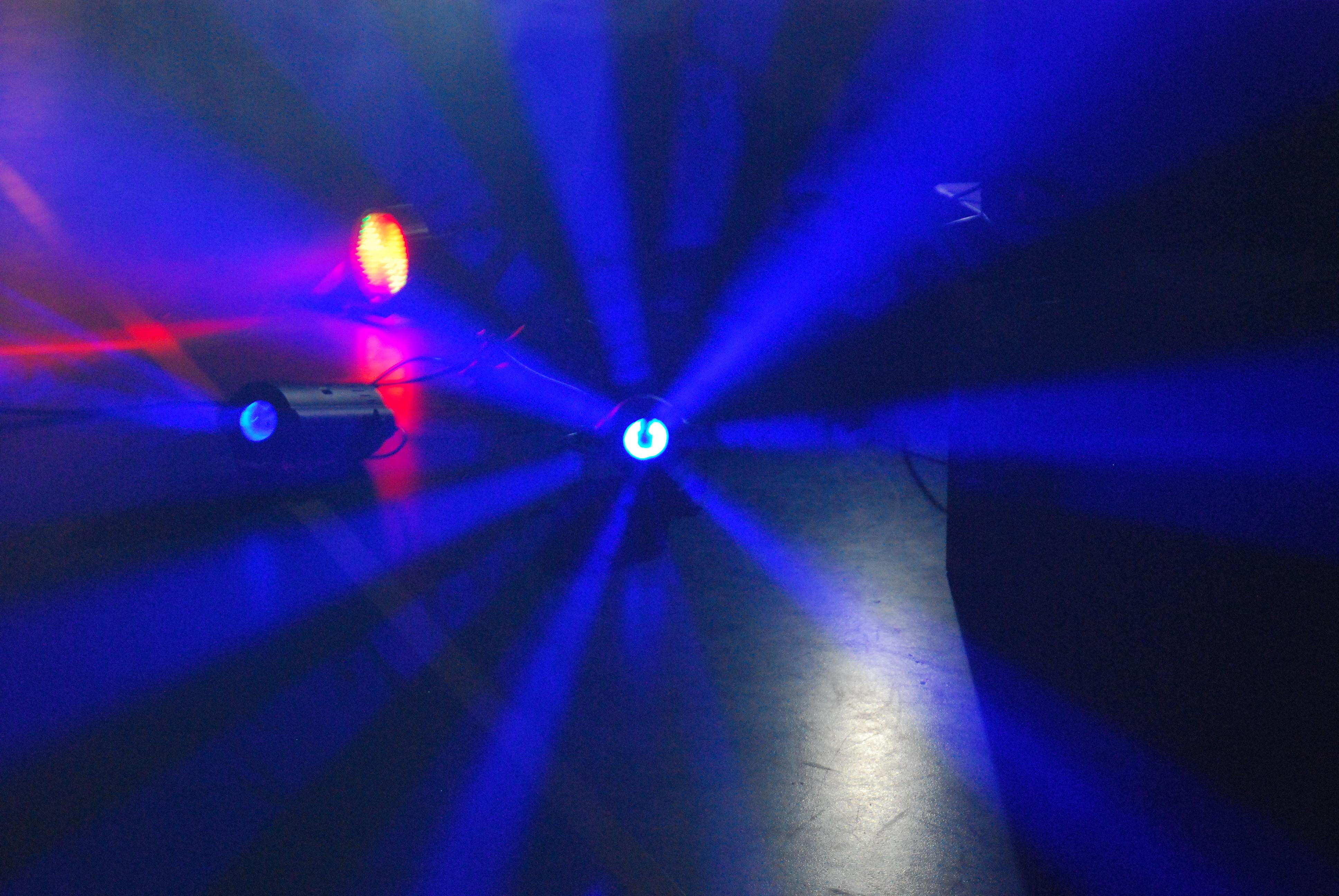 2 x LED FX