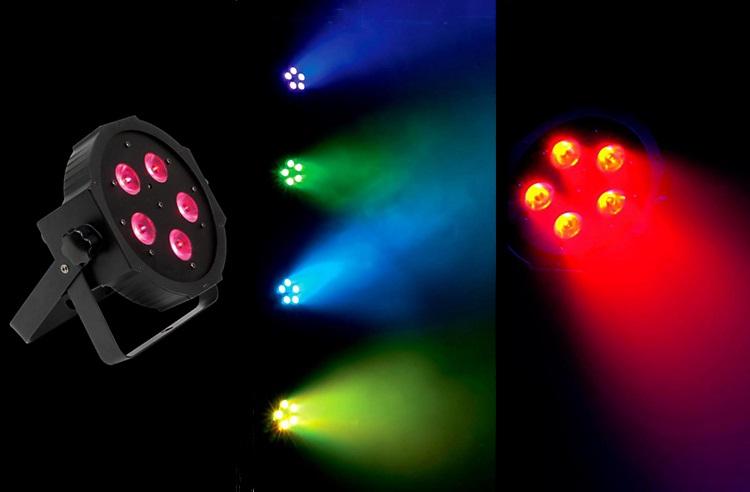 RGB Flat Par